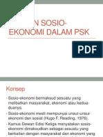 Domain Sosio Ekonomi