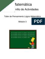 Actividades Módulo 3