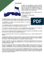 Historia Del Cooperativismo de El Salvador[1]