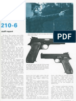 SIG P210 Review, GunFacts, 1969
