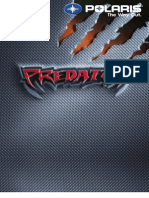 Polaris Predator 500 Full Service Manual