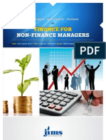 MDP on Finance for Non Finance Manager at JIMS Rohini Sector 5 Campus/top management colleges in india/best pgdm colleges in delhi/aicte approved pgdm colleges