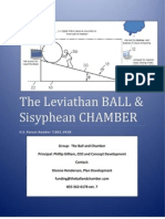 pitch the shark the ball  chamber business plan summary preedit