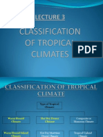 Lec. 3 - Tropical Climate I