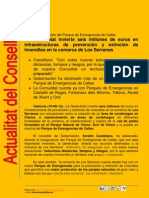 Actualitat Conselleria Governació 10-08-2012
