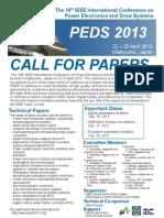 PEDS 2013