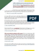 Public Provident Fund [Carocks.wordpress.com]