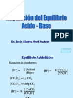 Regulacion Del Equilibrio Acido-Base1