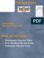 Too Ll Shed ASP Net Tips and Tricks