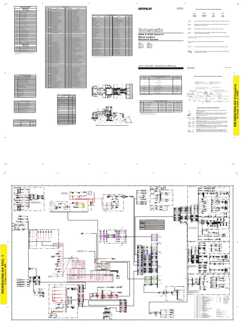 Cat 966 Wiring Diagram Electronicswiring Caterpillar 1983 Get Free Image About