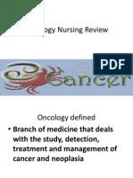 Nursing Oncology 2
