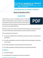 Trade Finance Low