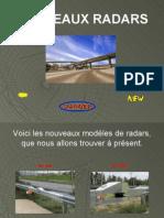 Radars Nouveaux
