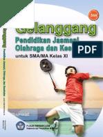Fullbook Penjas SMA XI