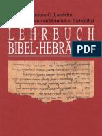 Introduction to Biblical Hebrew (German)