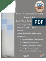 Cableado Estructurado Radio (Proyecto Redes I)