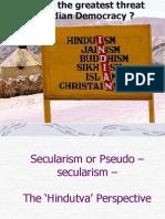 Communalism 1
