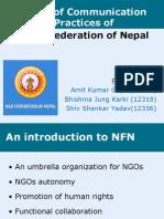 Final Presentation (17 May, 2012)