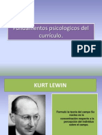 Expocicion Curriculum