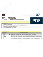 SAP F-43 Transaction Guide