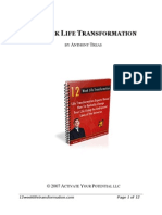 Life Transformation with Peter Shepherd