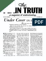 Plain Truth 1949 (Vol XIV No 03) Nov
