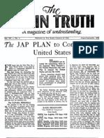 Plain Truth 1942 (Vol VII No 02) Aug-Sep
