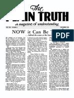 Plain Truth 1948 (Vol XIII No 06) Dec