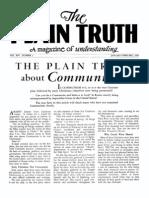 Plain Truth 1949 (Vol XIV No 01) Jan-Feb