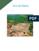 Visita de Estudo ao Palácio de Mafra