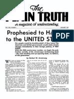 Plain Truth 1954 (Vol XIX No 01) Jan