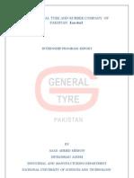 60242803 General Tyre Internship Report