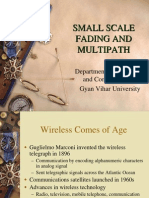 Topic 1-Multipath Fading