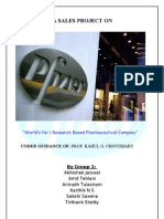 Pfizer Sales
