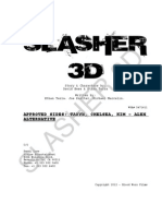 Slasher 3d Casting -  TARYN - SUPPORTING (4)