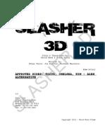 Slasher 3d Casting -  CHELSEA - SUPPORTING (5)