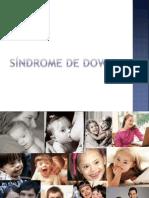 Apresentação BioCel - Síndrome de Down