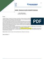 Síndrome de Down (Translocação Robertsoniana)