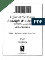 Box 02-14-004 Folder 0142 (Cutbacks in Preventive Services as Cost Control Measure)