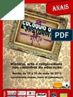 ANAIS DO 2º CHA - 2012