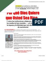 PORQUE DIOS.quiere.que Seas.rico.Free