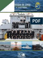 Armada de Chile 133 Aniversario III Zona Naval 2012