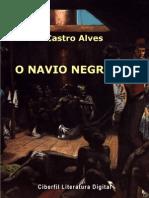 Castro Alves - O Navio Negreiro