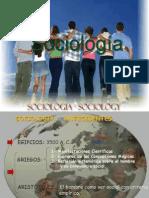 Diapositivas de Sociologia (Comte) - Once