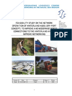 Feasibility Study Dry Ports