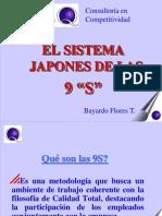 9s Tecnica Japonesa (5S)