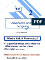 Advanced Capital Budgeting-raw