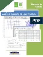 Entrega 1 Analisis Dinamico de La Estructura