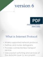 Final IPV6 Presentation