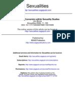 Economics Within Sexuality Studies-14.5.08